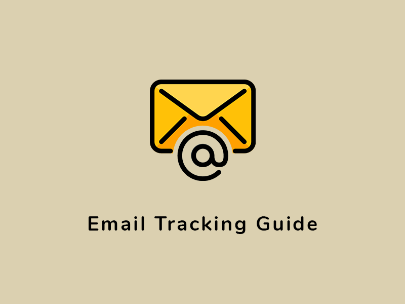 Email Tracking Guide
