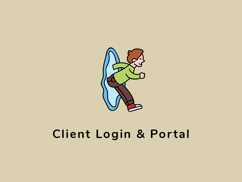 Redesigned Client Portal